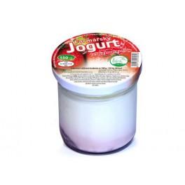 jogurt malý s jahodami 150g