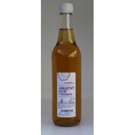 Jablečný ocet s diviznou (Karotkin)