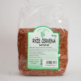 Rýže červená natural 500g