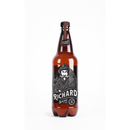 pivo Richard jantarový ležák 11 (Šlechtic)