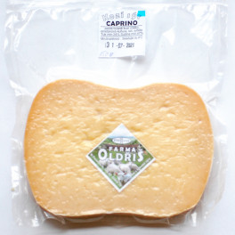 Kozí sýr vyzrálý Caprino (Farma Oldřiš)