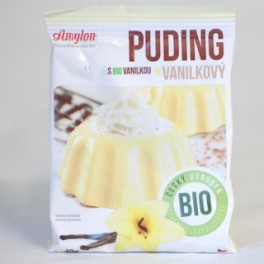 puding vanilkový AMYLON BIO