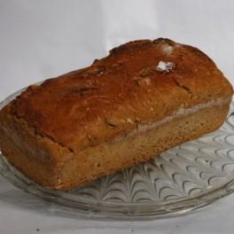 Chléb celožitný kváskový (Havíř, Ořešín)