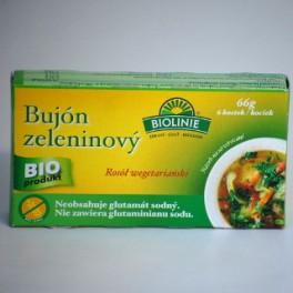 bujón zeleninový BIO