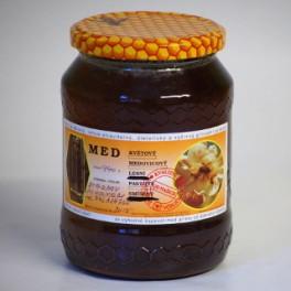med lesní tmavý