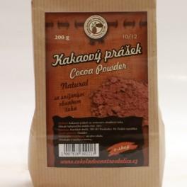 Kakaový prášek natural 10/12, 200g Troubelice