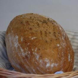 Chléb Jundrov velký kváskový