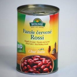 fazole červené sterilované BIO