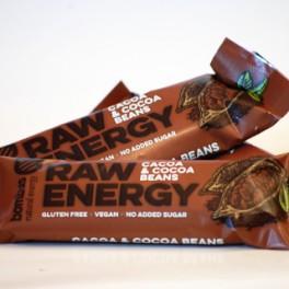 bombus tyčinka - kakao + kakaové boby