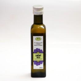 Olej lněný (Ryšavý) 250 ml