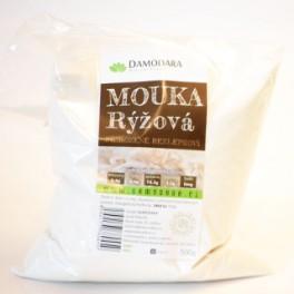 Mouka rýžová 500g (Damodara)