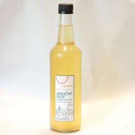 Jablečný ocet-černý bez (Karotkin)